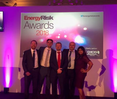Energy Risk Awards Dinner