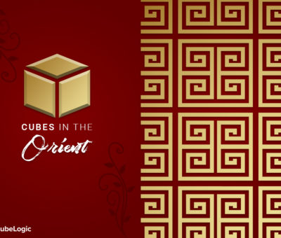 Cubes in the Orient
