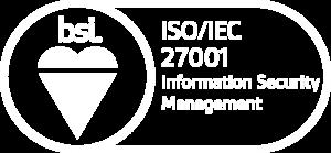 BSI ISO Accreditation logo