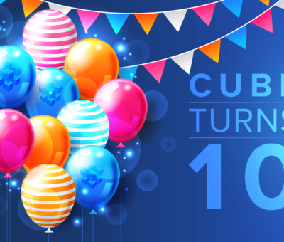 CubeLogic turns 10 years old