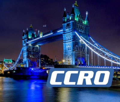 23 January 2020 – CubeLogic sponsors the CCRO Summit in London
