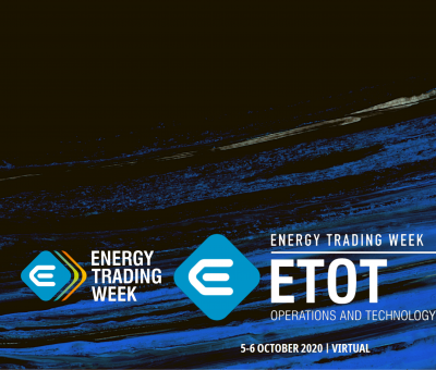 5-6 October 2020 – Energy Trading Week: ETOT