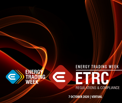 7 October 2020 – Energy Trading Week: ETRC