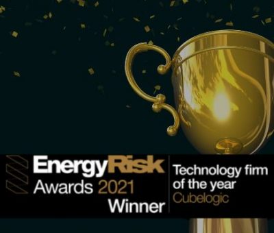 CubeLogic named Energy technology firm of the year